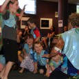 Sue Jones Presents Creative Dance With A Difference! For Children Aged 2-3 Years. Each child is born with tremendous innate talents and capabilities— DanceKids unlocks this creative potential by blending science with the arts.